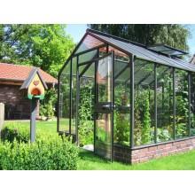 Bio Top I Glas Gewächshaus