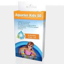Aquarius Kids 50, 5 x 25ml
