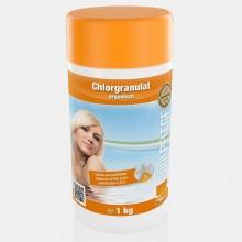 Chlorgranulat organisch