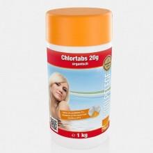 Chlortabs 20 g organisch