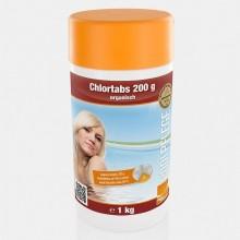 Chlortabs 200 g organisch
