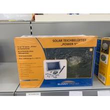 Solar Teichbelüfter Power 5
