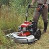 Wiesenmäher für große Flächen und hohen Graswuchs